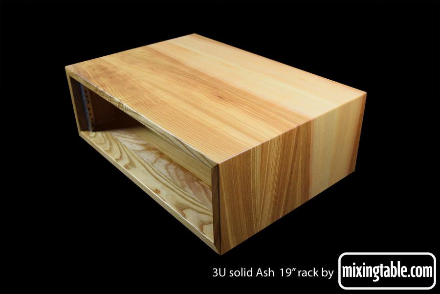 Solid Ash Rack