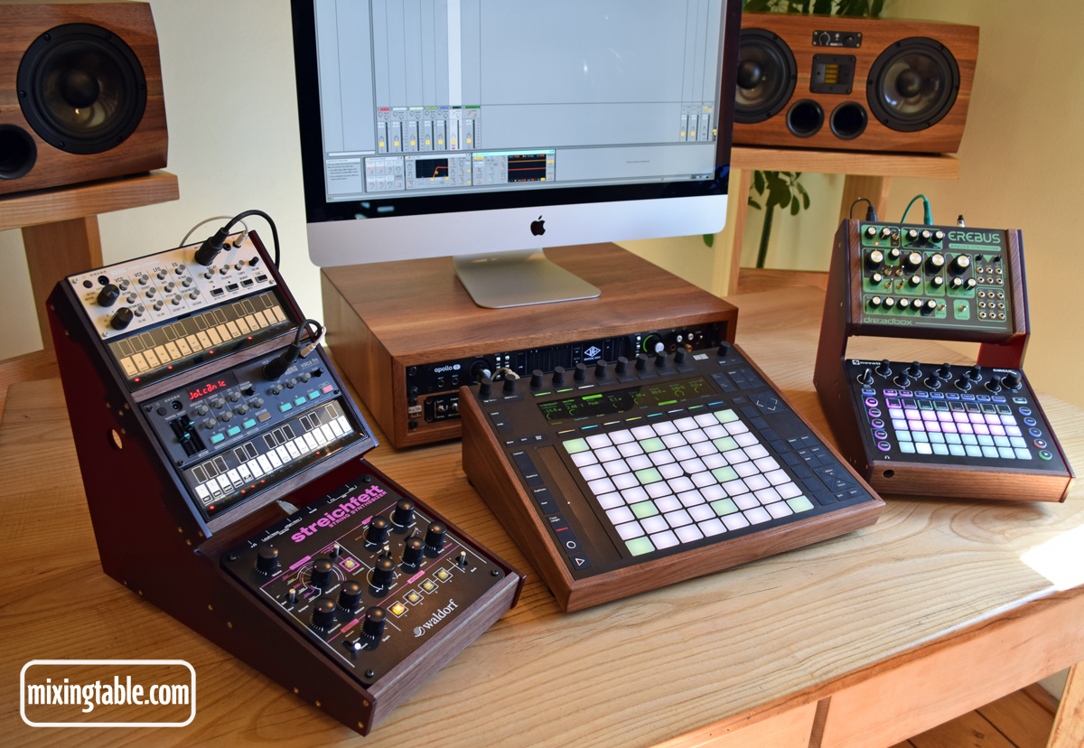 Mix Table Online