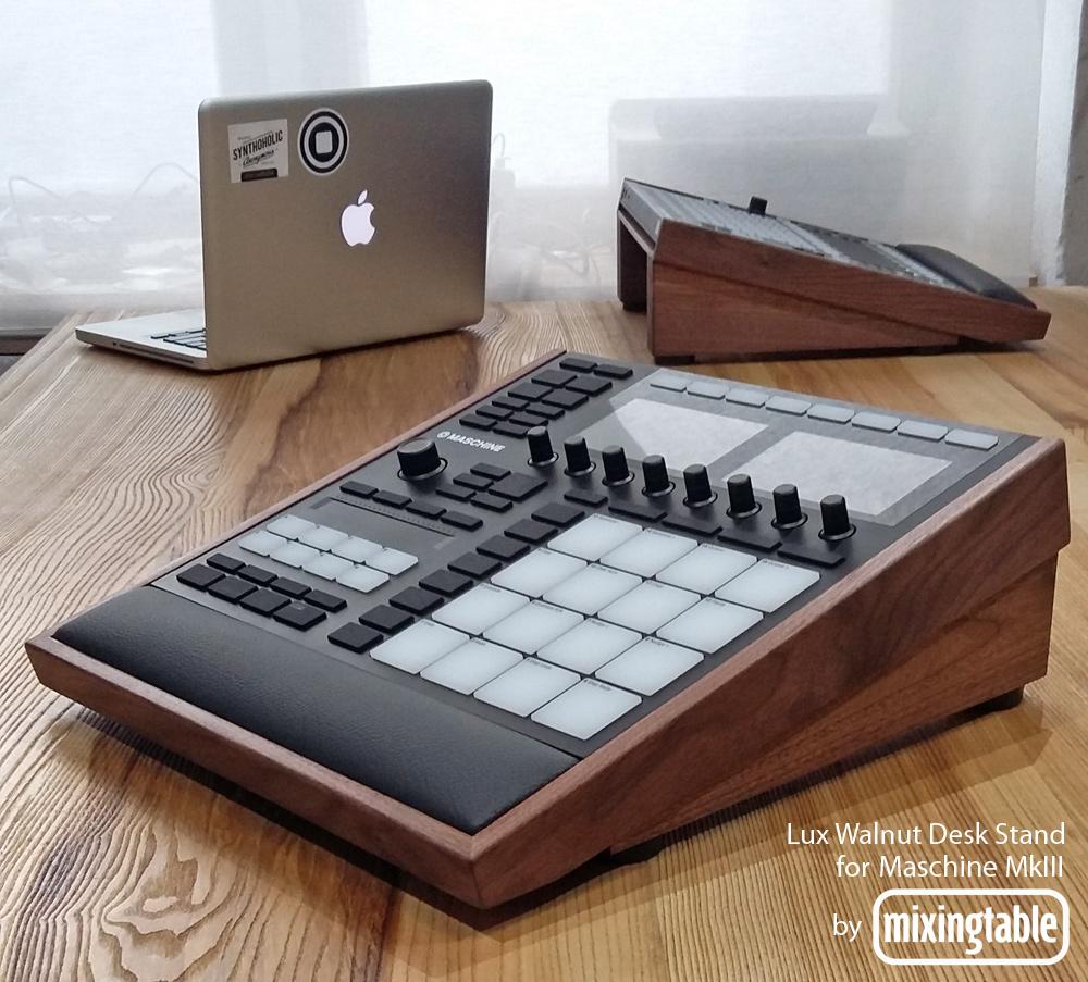Lux Desk Stand For Maschine Mk Iii Mixingtable Com