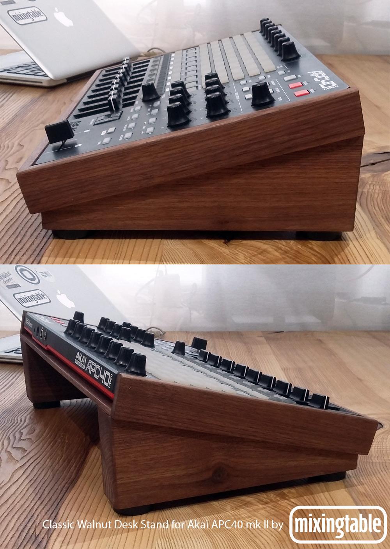 APC40 mk II Classic Desk Stand | Mixingtable com