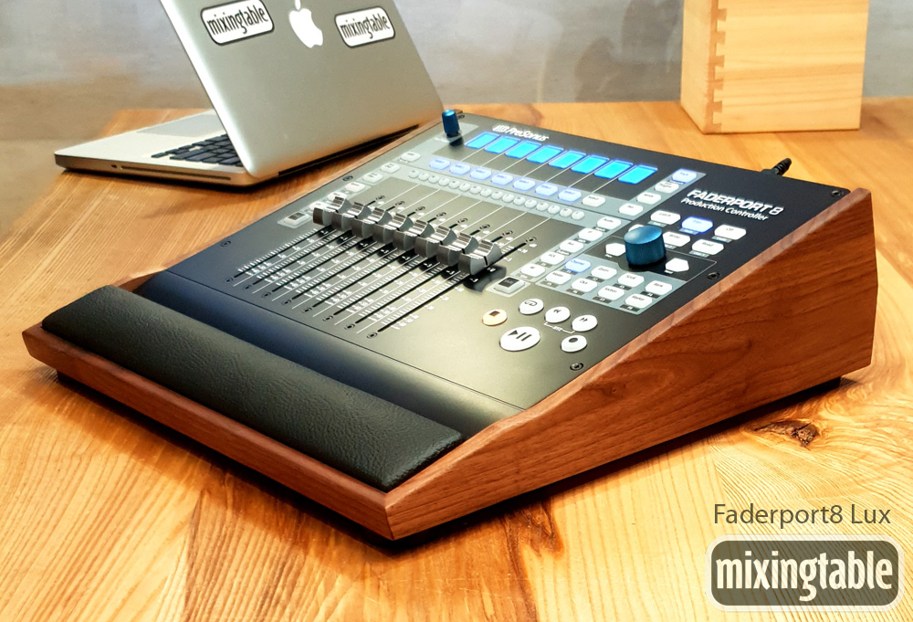 Faderport8 Lux Desk Stand